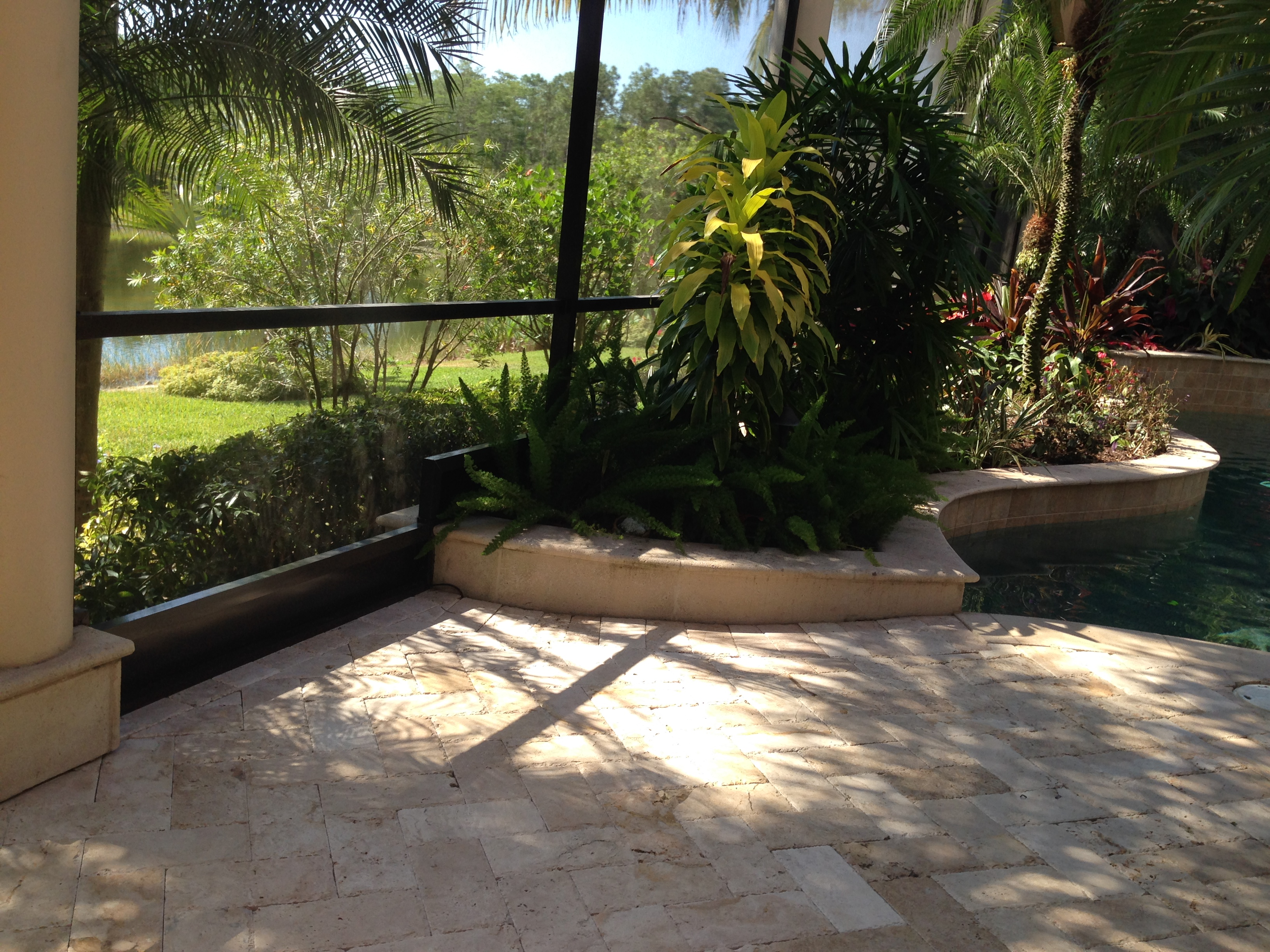 Screen Enclosure critter protection cape coral