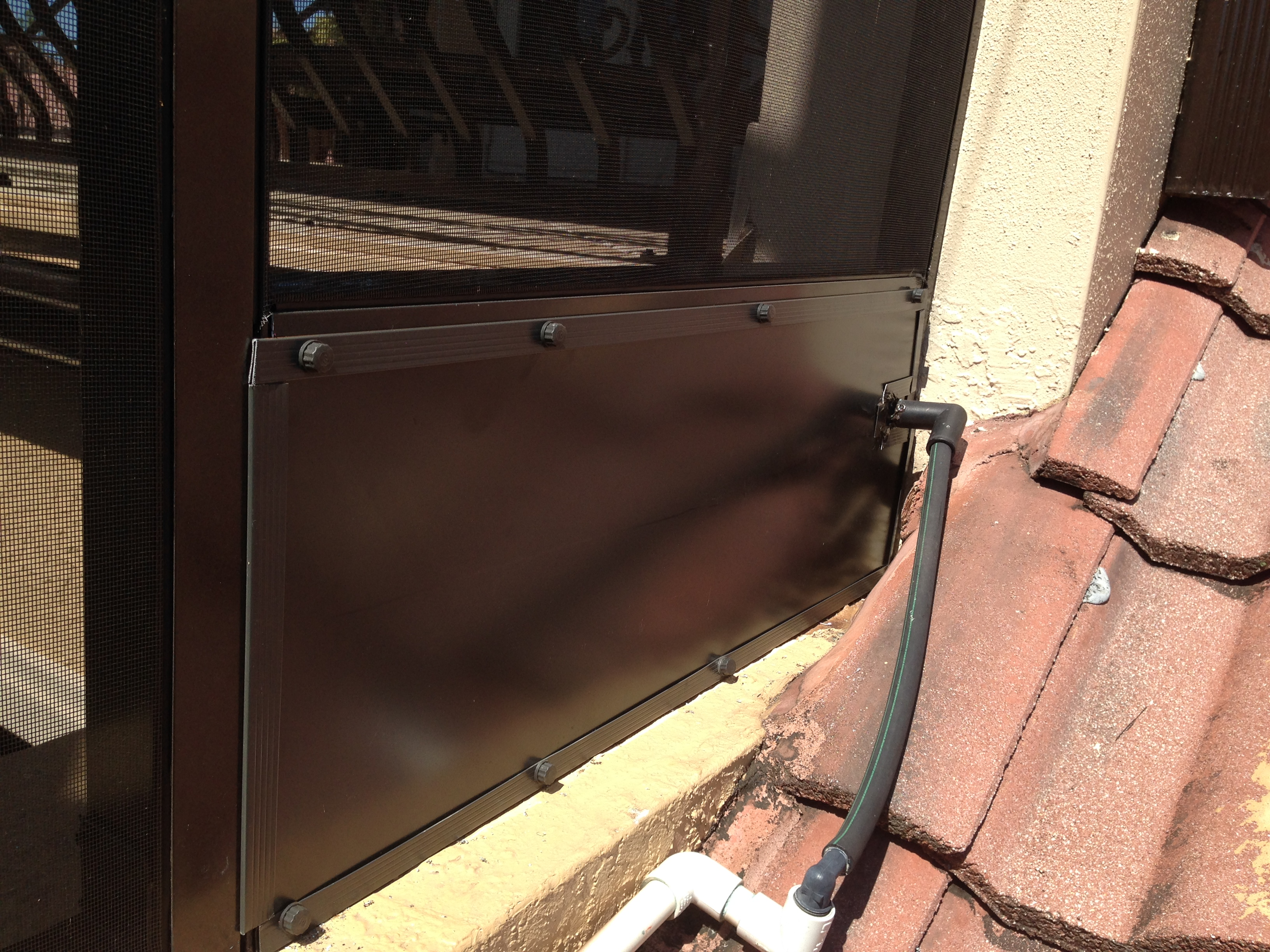 Custom Screen Enclosure Critter Protection marco island