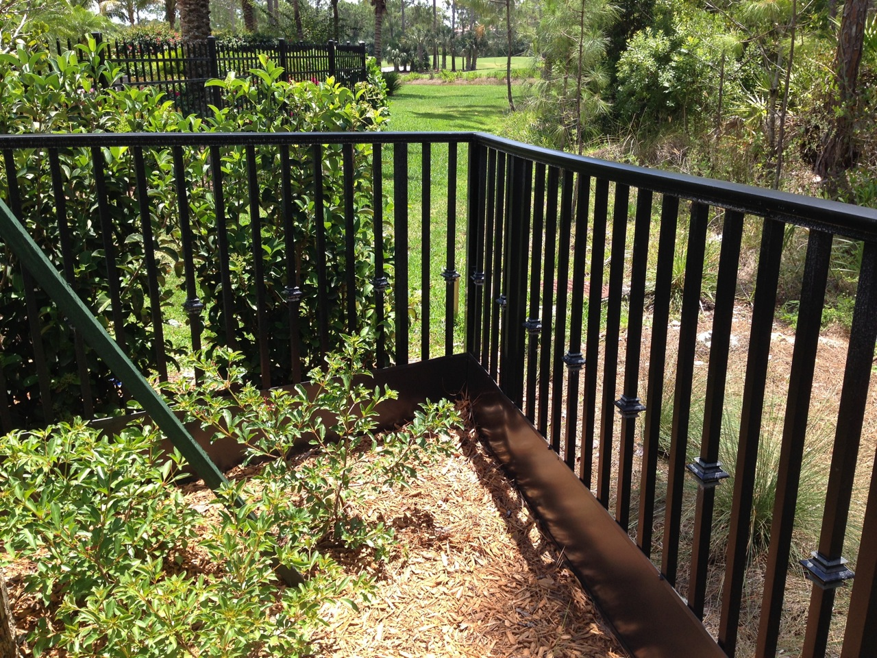 Critter Railing Protection Cape Coral Ft Myers Naples